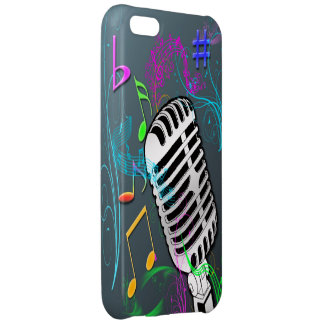 Retro Music iPhone 5C Barely There Case Case For iPhone 5C
