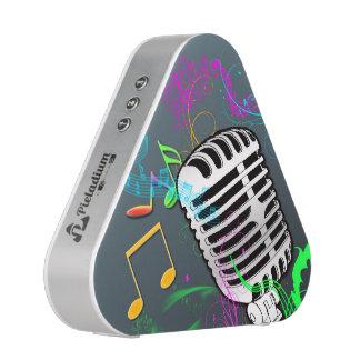 Retro Music Pieladium Speakers