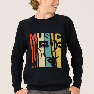 Retro Music Sweatshirt