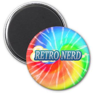 Retro Nerd Fridge Magnets