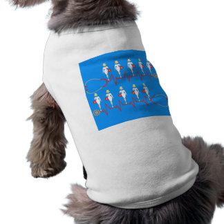 Retro Nurse Pet Shirt