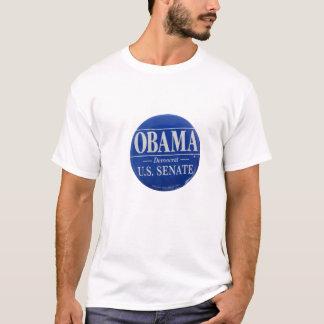 Retro Obama for Senate basic t-shirt