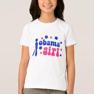 Retro Obama Girl T-Shirt