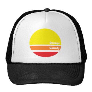 Retro Orange County hat