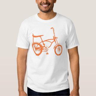 Retro Orange Krate Banana Seat Bike Tee Shirt