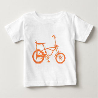 Retro Orange Krate Banana Seat Bike Tshirt