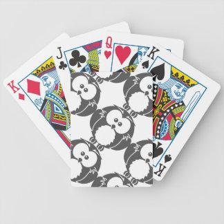 Retro Owl Card Decks