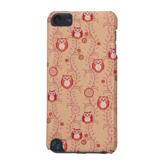 Retro Owls iPod Touch Case