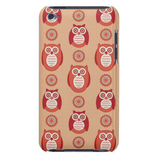 Retro Owls iPod Touch Case-Mate Barely There