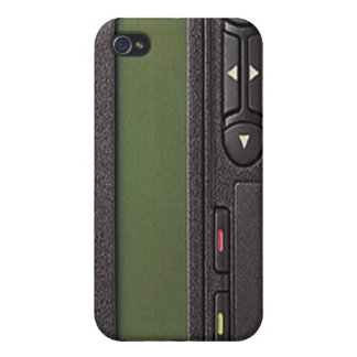 Retro Pager iPhone 4 Case
