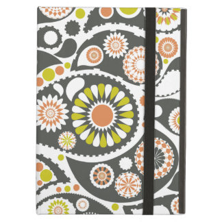 Retro Paisley Pattern iPad Air Covers