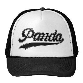 Retro Panda Cap