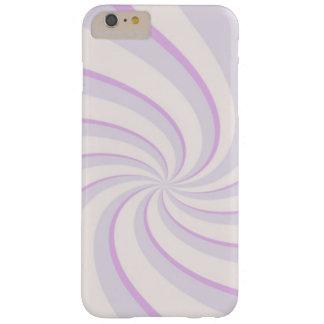 Retro Pastel Swirls Design iPhone Case