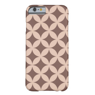 Retro pattern on iPhone 6/6s cover