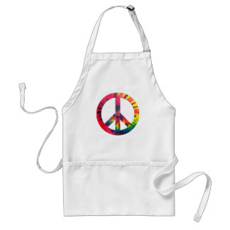 Retro Peace Standard Apron