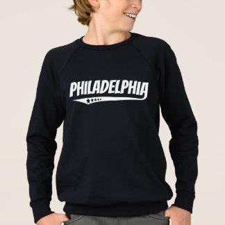 Retro Philadelphia Logo Sweatshirt