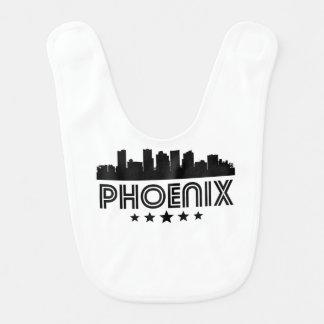 Retro Phoenix Skyline Bib