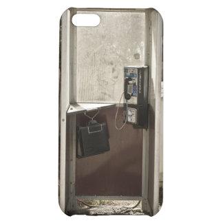 Retro Phone Booth iPhone5 Case Case For iPhone 5C