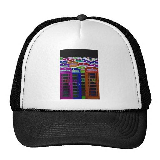 Retro Phone Boxes Hats