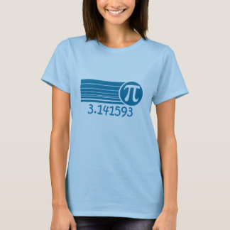 Retro Pi Symbol Pi Day T-Shirt