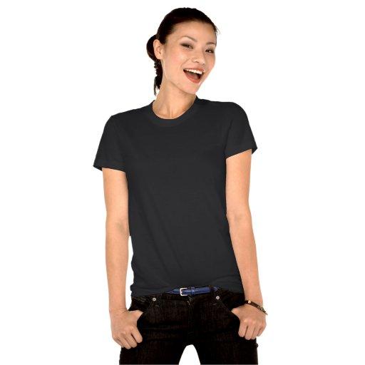 Retro Pinup Girl Shirt 50's Pin-up Organic Shirt