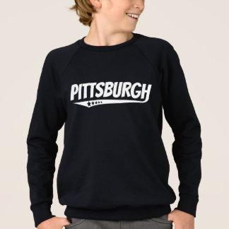Retro Pittsburgh Logo Sweatshirt