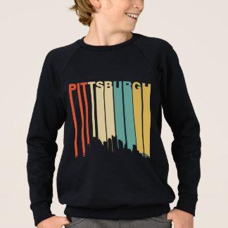 Retro Pittsburgh Skyline Sweatshirt