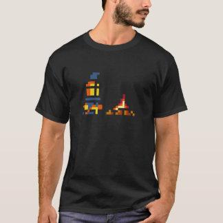 Retro Pixel Knight T-Shirt