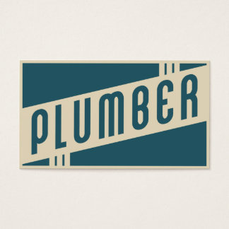 retro plumber