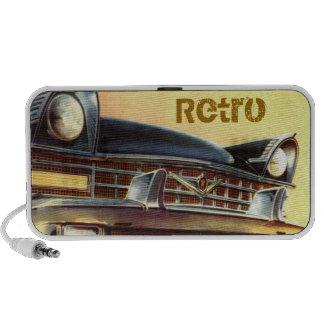 Retro Portable Speaker