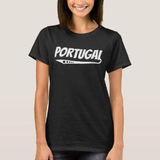 Retro Portugal Logo T-Shirt