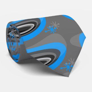 Retro Print Necktie