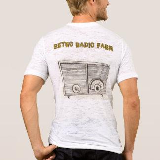 Retro Radio Farm T-Shirt