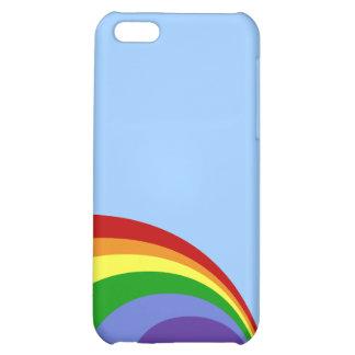 Retro Rainbow Case For iPhone 5C