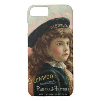 Retro Range & Heater Advertisement iPhone 7 Case