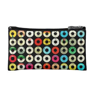 Retro Records Cosmetic Bag
