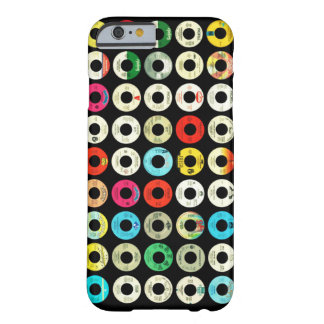 Retro Records Barely There iPhone 6 Case