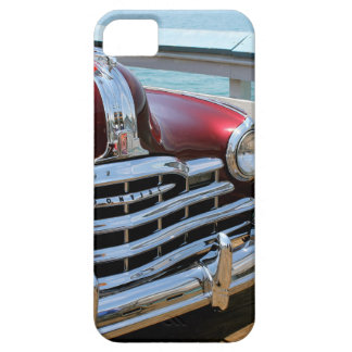 Retro Red Car Case For The iPhone 5