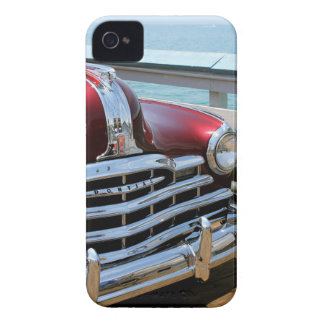 Retro Red Car Case-Mate iPhone 4 Cases
