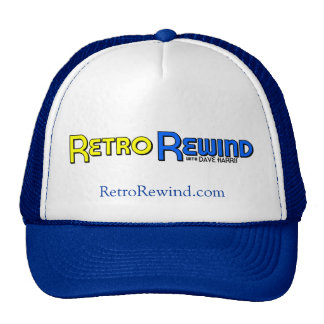 Retro Rewind with Dave Harris hat