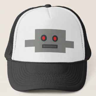 Retro Robot Hat