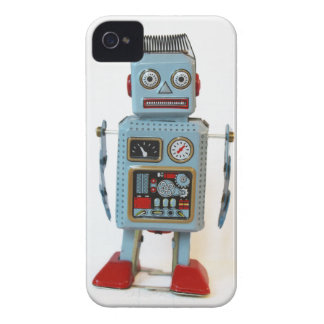 Retro Robot iPhone 4 Case