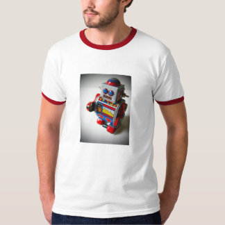Retro Robot shirt