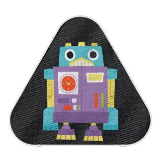 Retro Robots Speaker