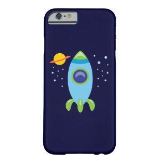 Retro Rocket iPhone 6/6s Case