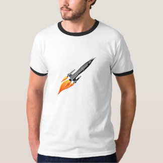 Retro Rocket Shirt