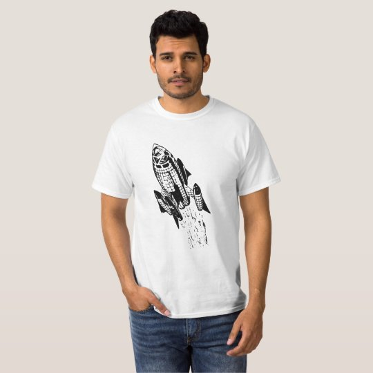 Retro Rocket T-Shirt