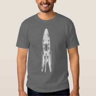 Retro Rocket Tshirts