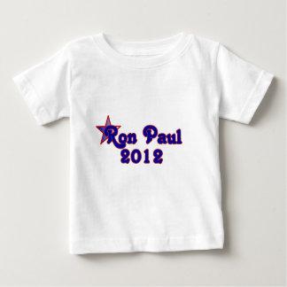 Retro Ron Paul 2012 Baby T-Shirt
