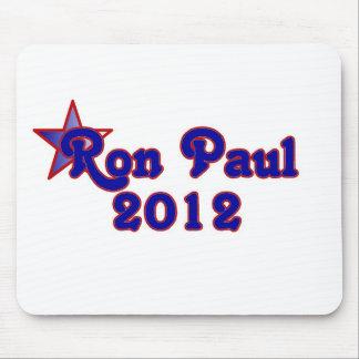 Retro Ron Paul 2012 Mouse Pads